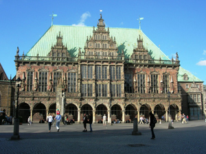Sightseeing Bremen and Points of Interest