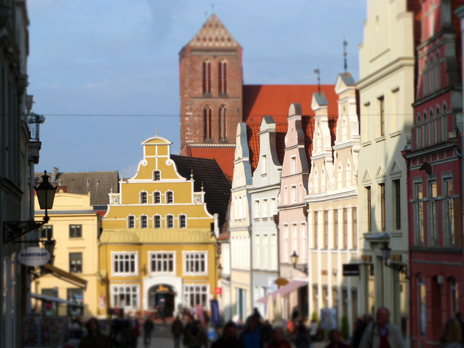 Destinations Baltic Sea Germany Wismar