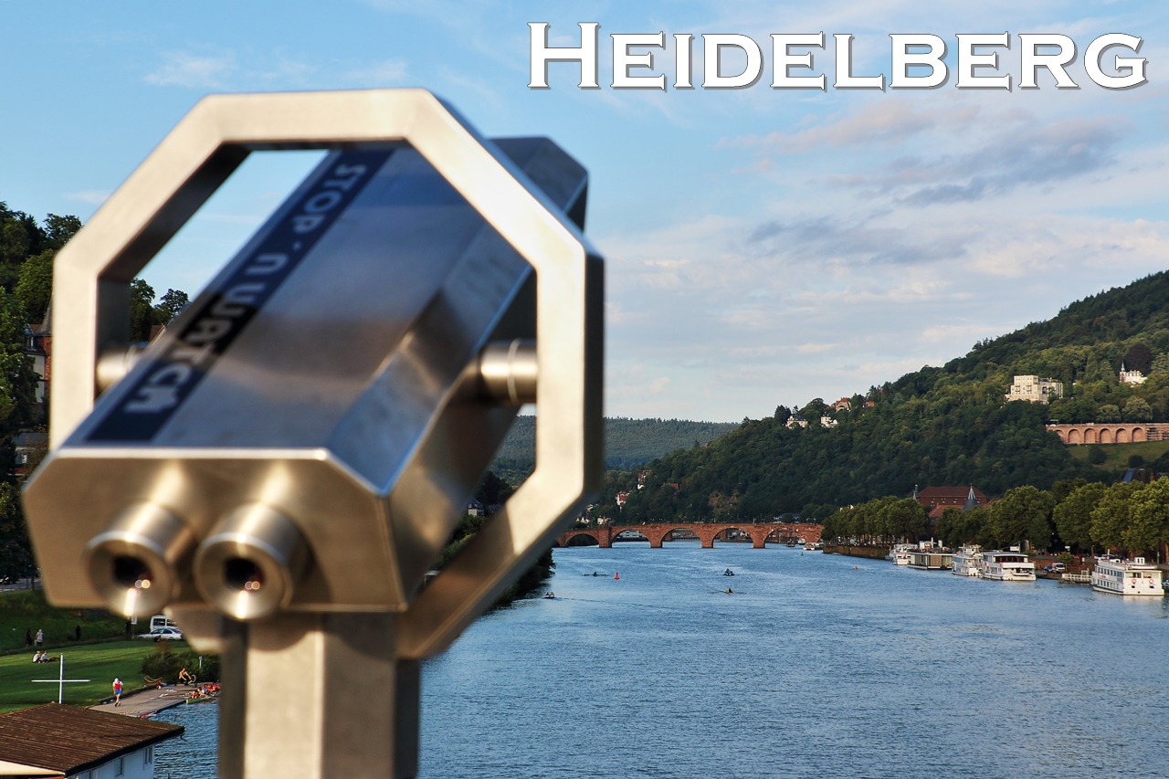 Heidelberg, Points of Interest Germany, Destinations